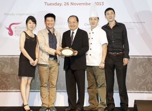 Epicurean Star Award_Closeup