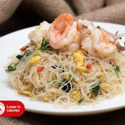 Dian Xiao Er Stir Fried Seafood Bee Hoon w Fish Sauce