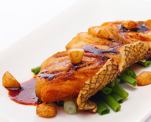 Dian Xiao Er Silver Cod Fish in Superior Soy Sauce