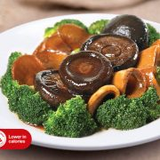 Dian Xiao Er Braised Assorted Mushroom w Broccoli