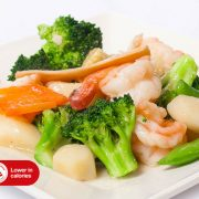 Dian Xiao Er Seafood Combo w Assorted Vegetables
