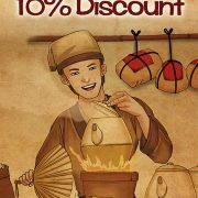 Dian Xiao Er Early Bird 10% Discount